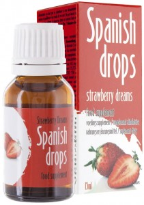 Spanish Drops Strawberry