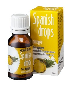 Spanish Drops Pineapple