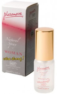 Hot Pheromon Natural Spray Extra Strong Woman 10 ml