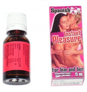 Spanish Instant Pleassure