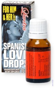 Spanish Love Drops S-Drops