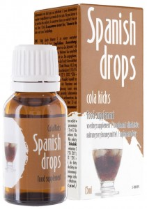 Spanish Drops Cola