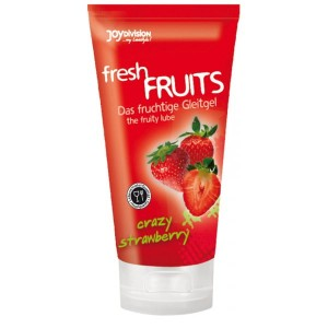 "freshFRUITS ""Crazy Strawberry"" 150 ml"