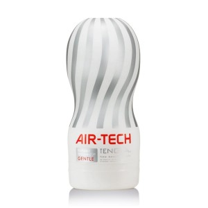 Masturbator - Tenga - Air-Tech Reusable Vacuum Cup (gentle)