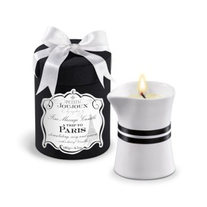 Petits Joujoux Fine Massage Candles - A trip to Paris (duża)