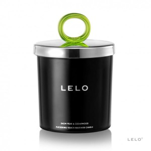 LELO Świeca do masażu Snow Pear & Cedarwood