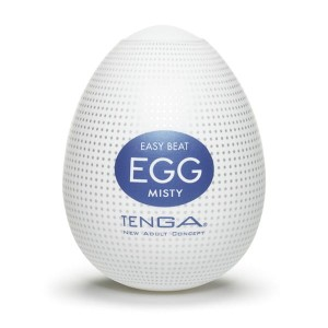 Masturbator - Tenga - Hard Boiled Egg - Misty