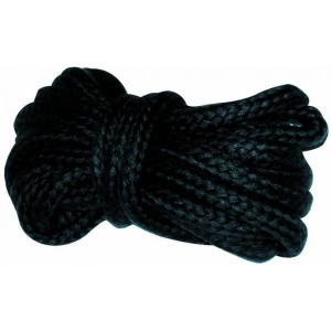 Bond-X Seil auf Karte 5 m (rope, black)