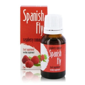 Spanish Fly Raspberry
